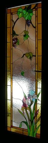 Vetreria artistica modena decorazione pittura sabbiatura rilegatura vetrate vetri specchi - Vetri colorati per finestre ...