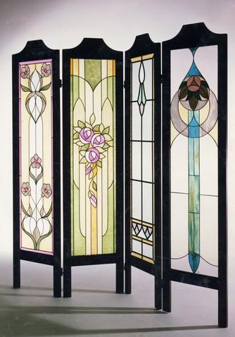 Realizzazione vetri decorati per arredamento divisorie e for Complemento di arredo