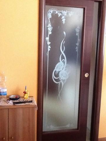 Porte in vetro per doccia