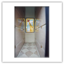 Arredo Sacro: realizzazione vetri decorati per chiese e cappelle ...