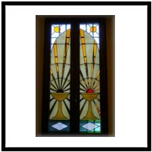 Arredo sacro realizzazione vetri decorati per chiese e cappelle cimiteriali vetriartistici - Vetri decorati per finestre ...