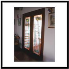 Vetri Decorati Per Porte.Produzione Vetri Decorati Per Porte Moderne Anche Contoterzi